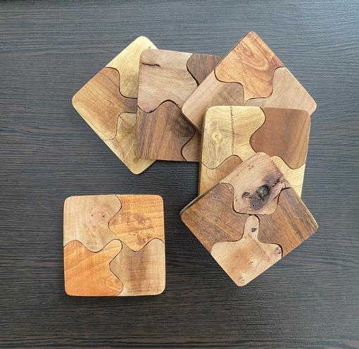 زیر لیولنی چوبی